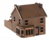 N-SH001 Victorian Shop / Terraced House Left Hand N Gauge Laser Cut Kit