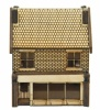 N-SH008 Victorian Terraced Shop Type 2 Left Handed N Gauge Laser Cut Kit