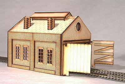 ES001 Engine Shed OO Gauge Laser Cut Kit